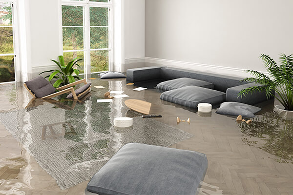 Water Damage Restoration in Rochester, MN