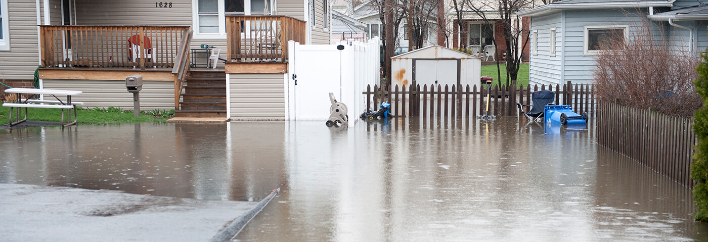 Water and Flood Damage Restoration in Rochester, MN