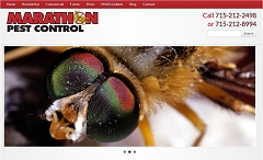Virtual Vision Computing launches new Website for Marathon Pest Control