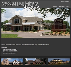 Virtual Vision Computing - Wausau WI launches new Website for Design Unlimited of Marshfield WI