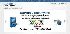 Virtual Vision Computing launches new Website for Morton Company Inc