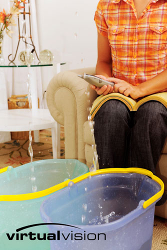 Water damage restoration marketing in Eau Claire, WI