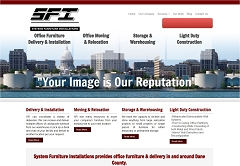 Virtual Vision Computing - Wausau WI launches new Website for Systems Furniture Installations of Madison WI