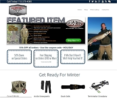 Virtual Vision Computing launches new Website for Big Sportsmans Outlet LLC
