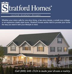 Virtual Vision Computing - Wausau WI launches new Website for Stratford Homes