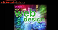 Get new customers! Virtual Vision sells the best Fluid Website Design Support.