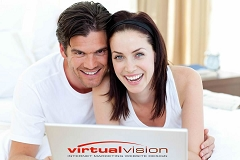 Virtual Vision sells reliable Website Marketing Services.