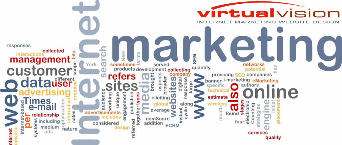 Did you hear? Virtual Vision offers proven Internet Marketing Solutions.