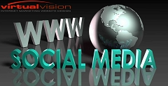 Get new leads! Virtual Vision offers reliable Social Media Marketing Services.