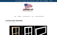 Virtual Vision does custom programming for American Window Products LLC