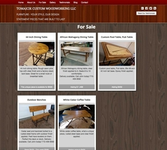 Virtual Vision updated Tomajcik Custom Woodworking LLC