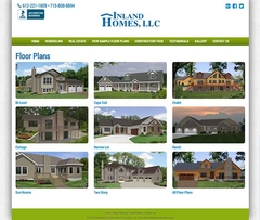 Virtual Vision updated Inland Homes, LLC