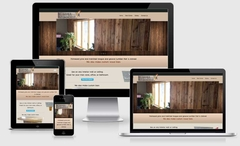 Virtual Vision Recently Launched a New Website for Woody's Weathered Wood