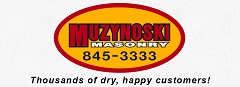 Virtual Vision Computing - Wausau WI launches new website for Muzynoski Masonry of Wausau WI