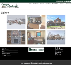 Virtual Vision Recently Updated Cottages to Castles With A New Photo Gallery