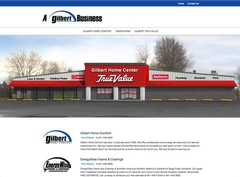 Virtual Vision recently launched A Gilbert Business website