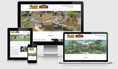Virtual Vision recently launched a new website for Shulfer's Sprinklers and Landscaping