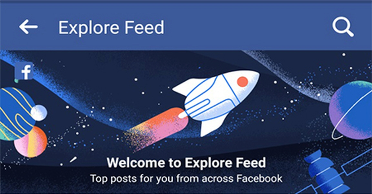 Tuesday Tip - What You Need to Know About Facebook's New Explore Feed