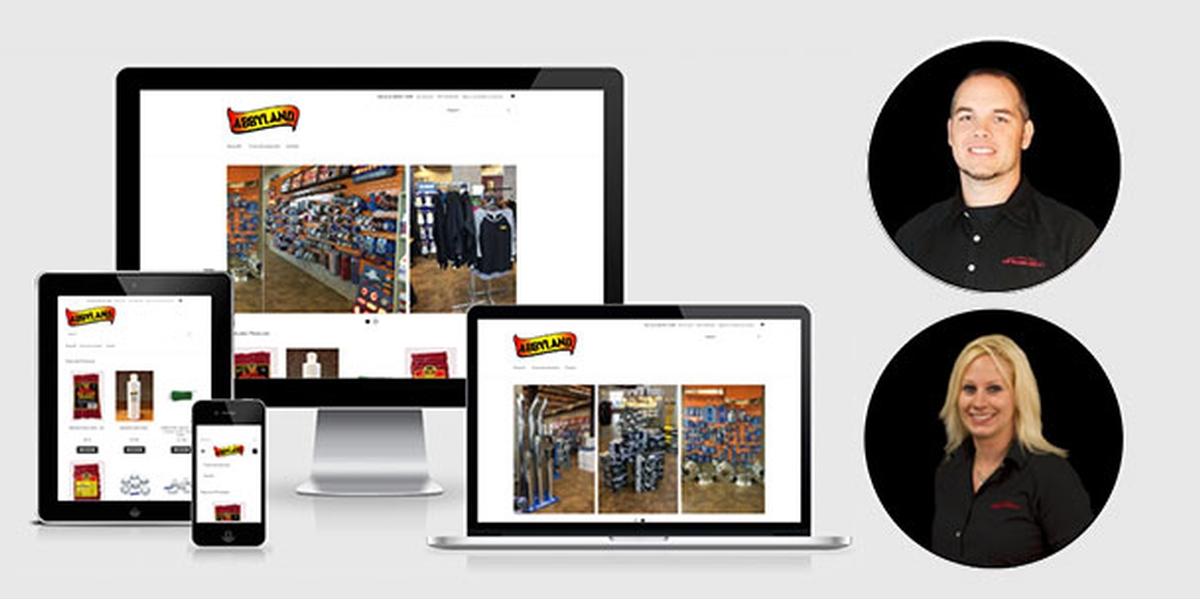 Virtual Vision Created A new Online Store for Abbyland