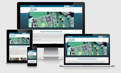 Virtual Vision recently launched a new website for Midwest Computer Recylers