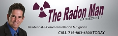 Virtual Vision Computing launches new Website for The Radon Man of Central Wisconsin