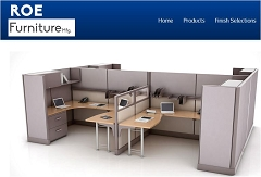 Virtual Vision Computing - Wausau WI launches new Website fr ROE Furniture Mfg in Stevens Point