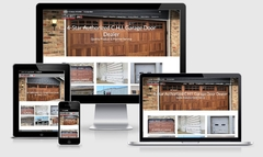 Virtual Vision recently launched a new website for Premier Overhead Doors, Inc.