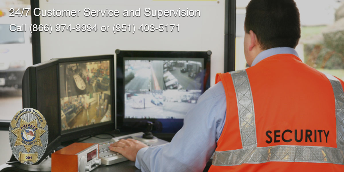 Custom Protection Services in Riverside County