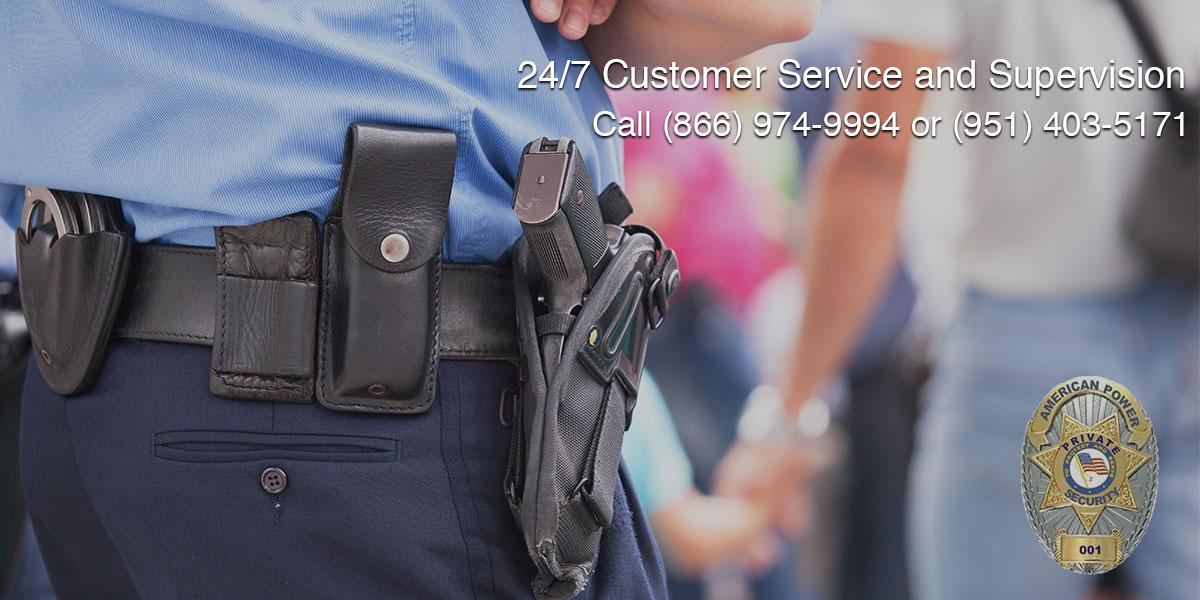 Security Patrol Services in Gardena, CA