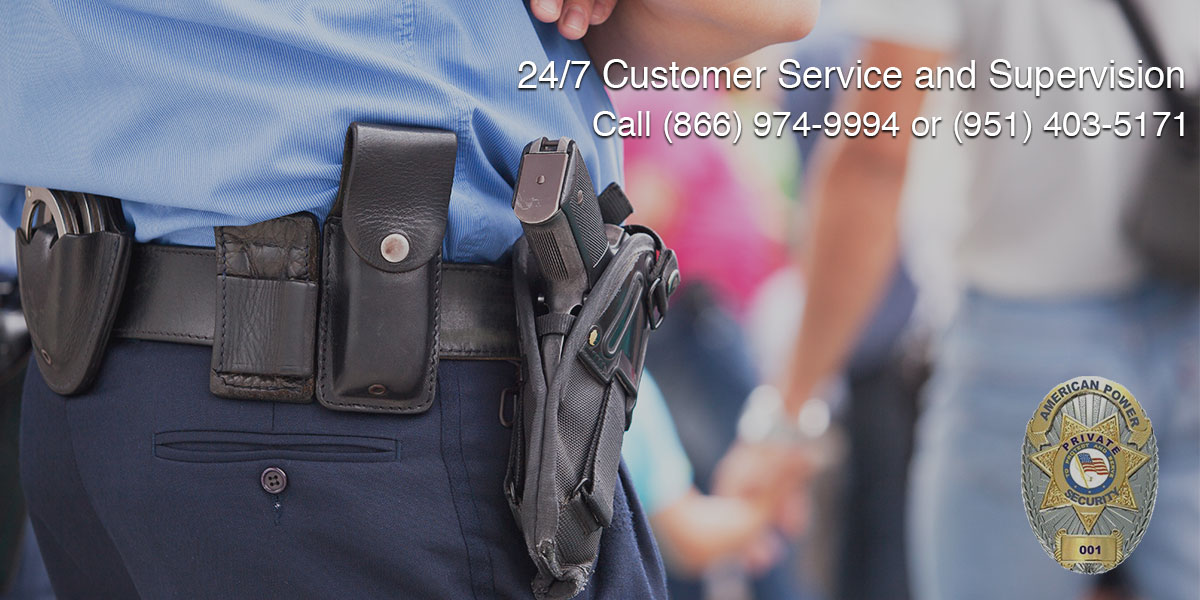 Celebrity Protection in Upland, CA