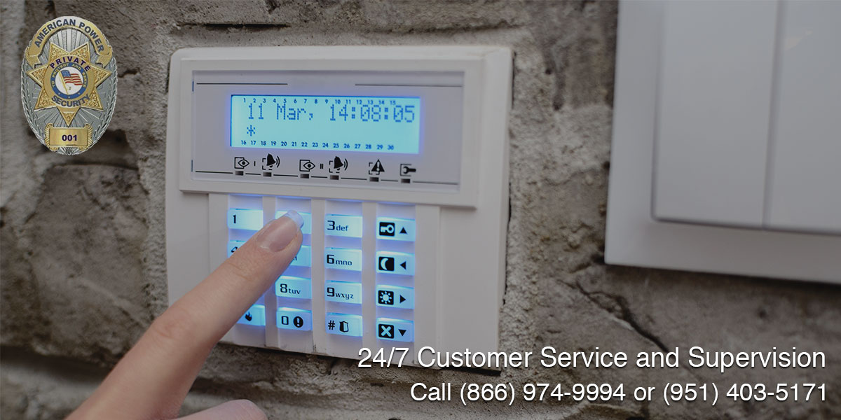 Hotels Security Services in La Palma, CA