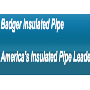 Badger Insulated Pipe