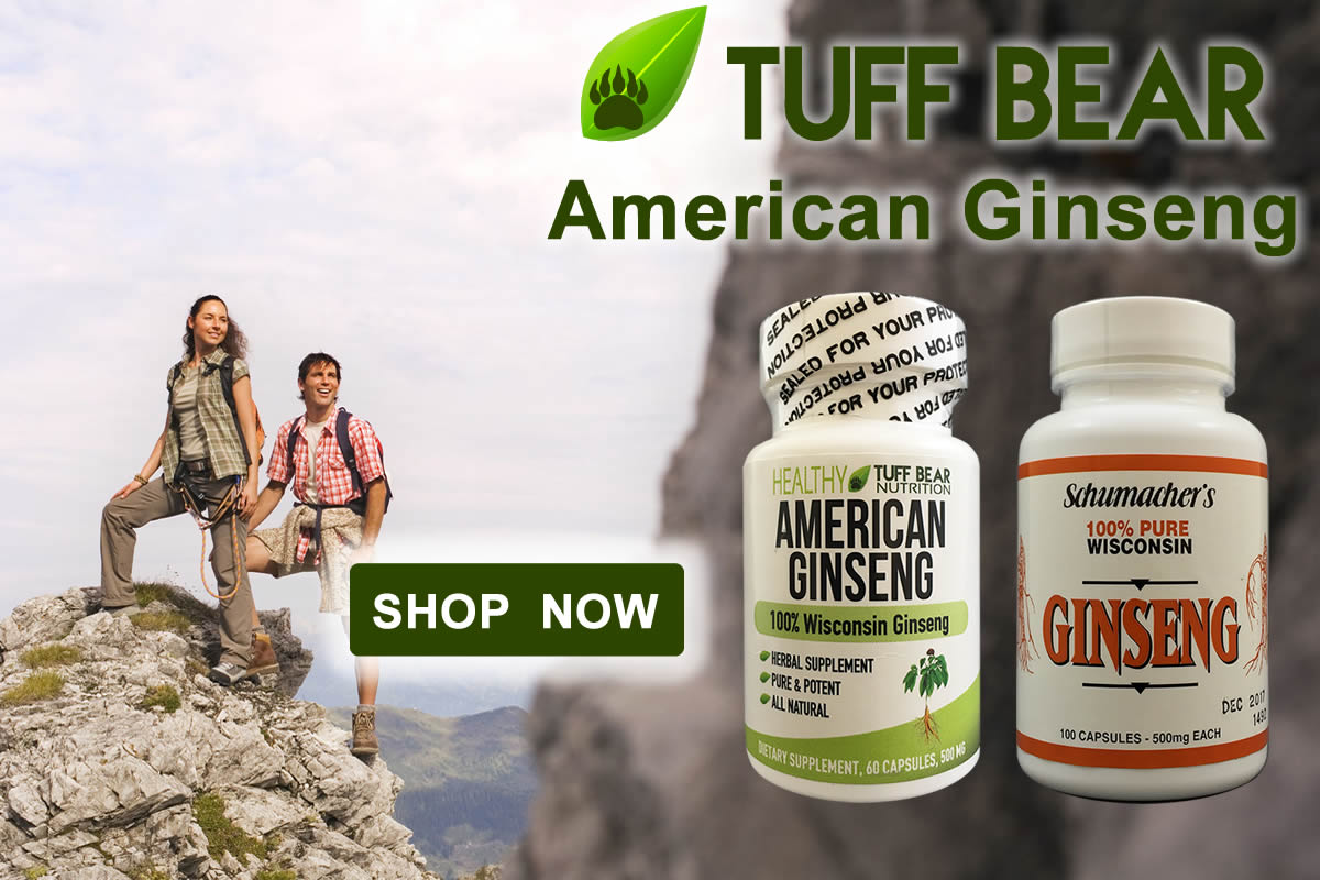 American Ginseng Capsules