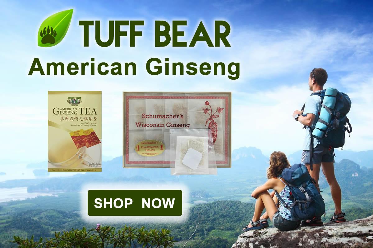 Best Pure American Ginseng Tea