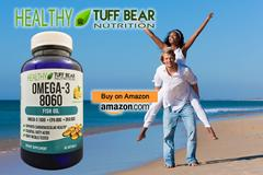 Get Now! New Fish Oil Supplements by TUFF BEAR