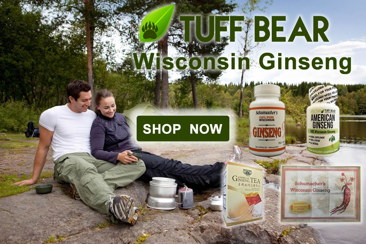 Top Brand! New North America Wisconsin Ginseng