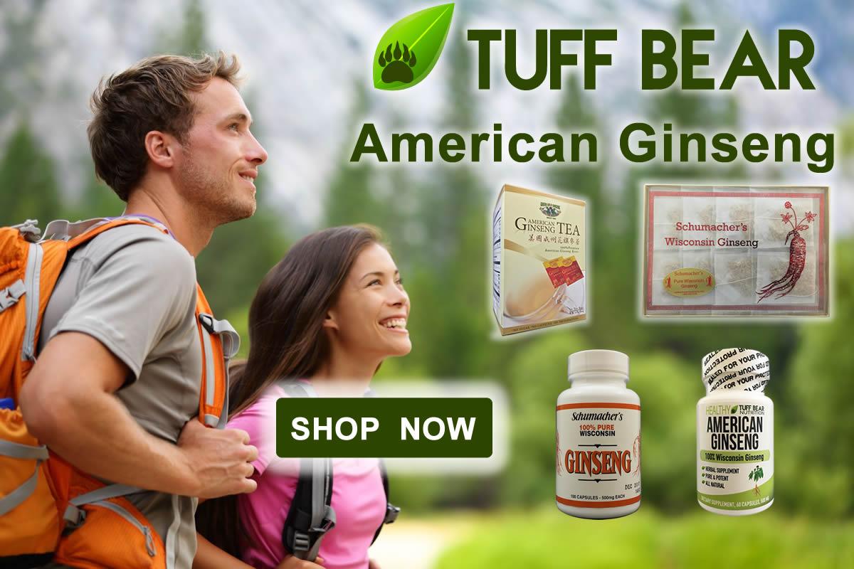 Pure American Ginseng