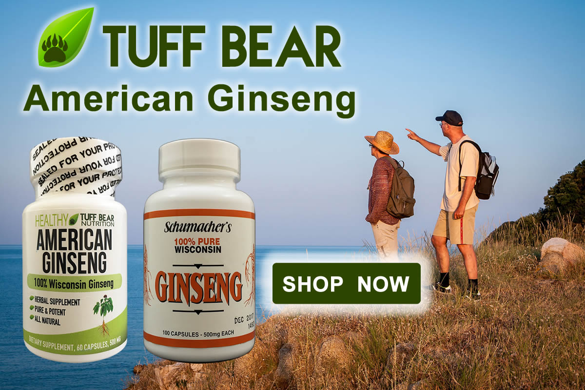 Best American Ginseng Capsules