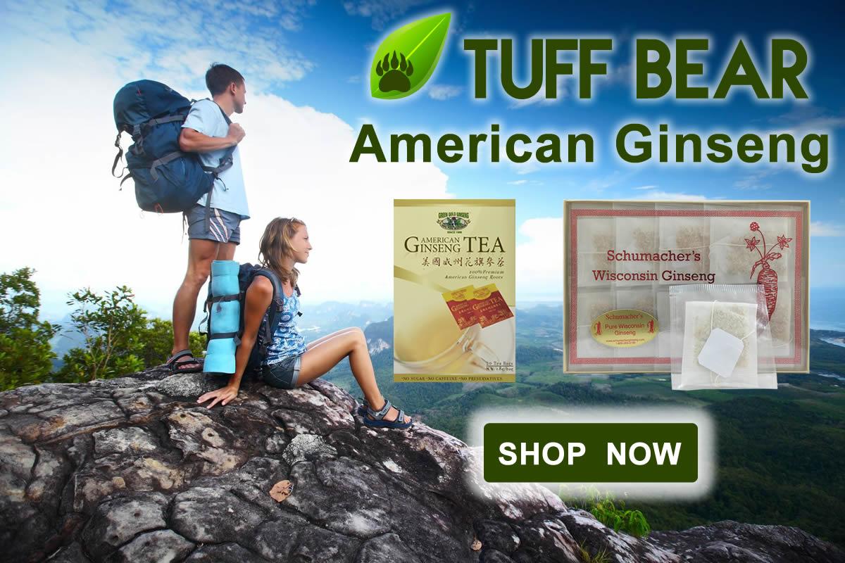 Best Herbal American Ginseng Tea