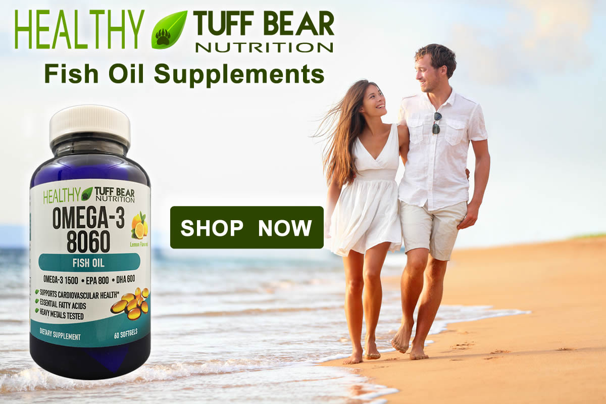 Best Omega 3 Fish Oil Supplements