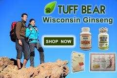 New North America Wisconsin Ginseng