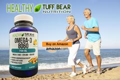 New Omega 3 Supplements by TUFF BEAR