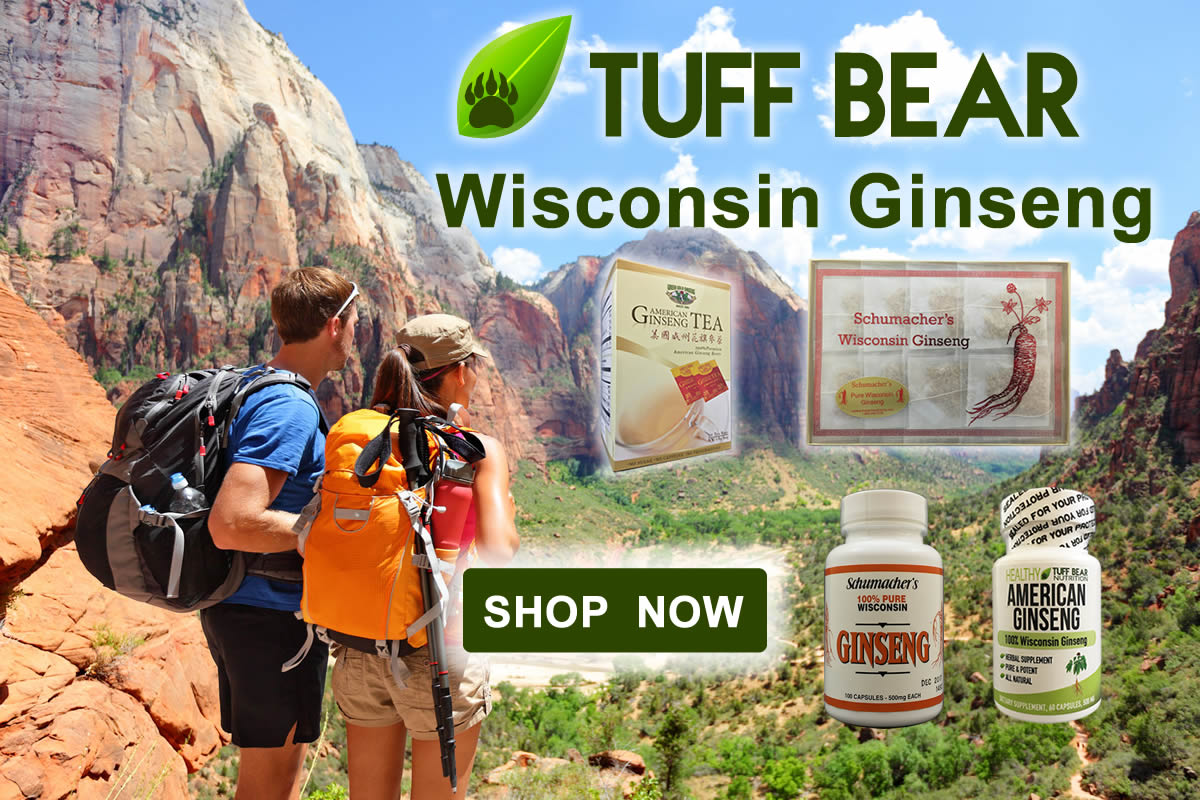 Get Now! New North America Wisconsin Ginseng