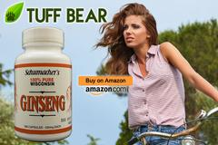 Buy Now! Best North American Ginseng Capsules  by Schumacher Ginseng