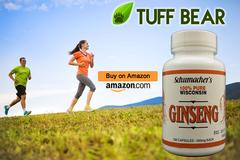 Buy Now! New American Ginseng Capsules by Schumacher Ginseng