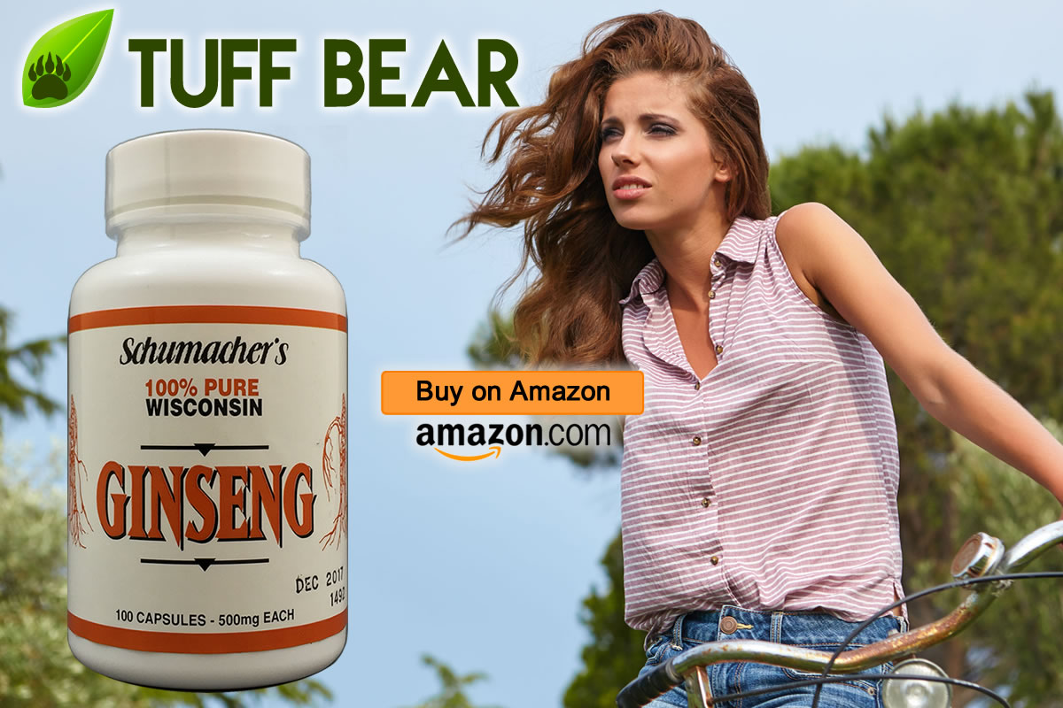 Top Brand! Best Ginseng Capsules  by Schumacher Ginseng