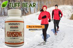 New North American Ginseng Capsules  by Schumacher Ginseng