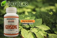 Buy Now! New Pure American Ginseng Capsules by Schumacher Ginseng