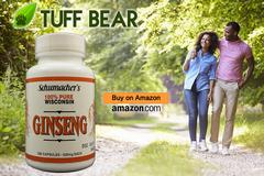 American Ginseng Capsules by Schumacher Ginseng