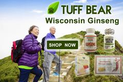 North America Wisconsin Ginseng